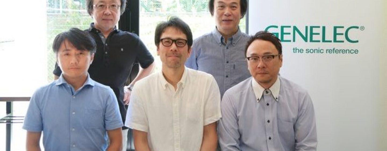 Genelec abre empresa conjunta en Japón