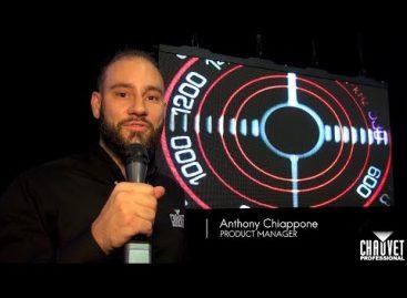 Conozca la resistencia climática de los paneles de video F4IP de CHAUVET Professional