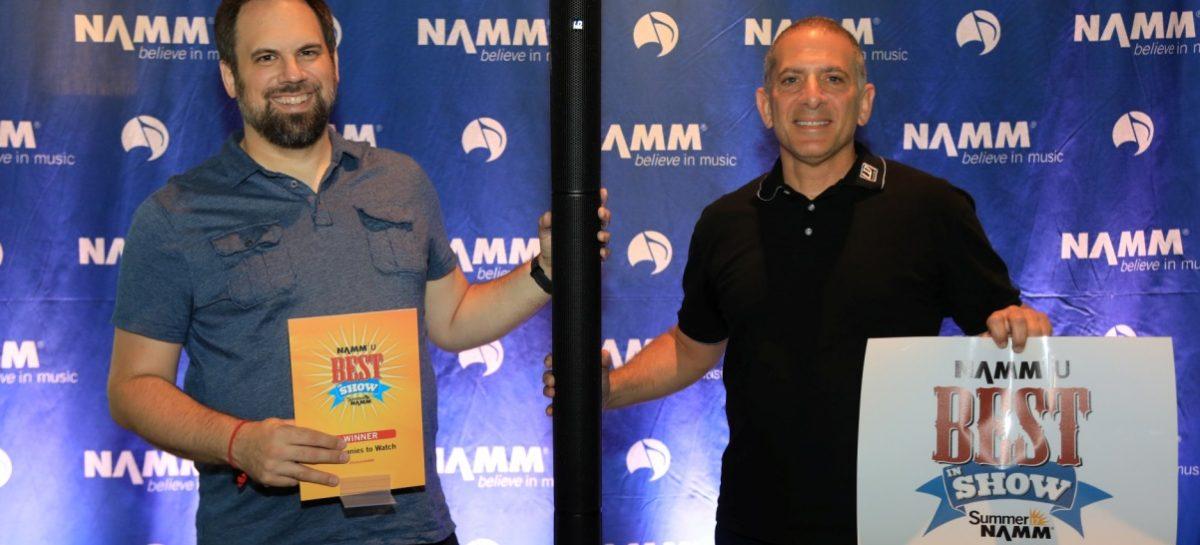 """Summer NAMM 2017: LD Systems se llevó el premio """"Best in Show"""" durante Summer NAMM"""