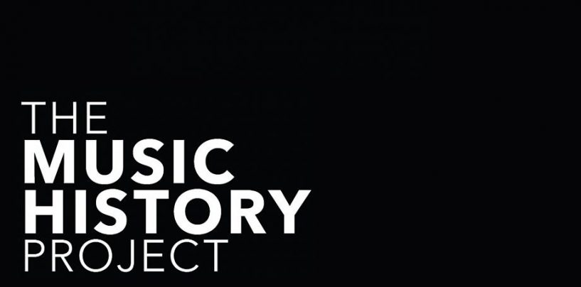NAMM lanzó The Music History Project Podcast