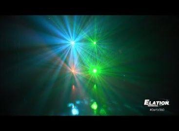 Elation muestra sus novedades en PLASA