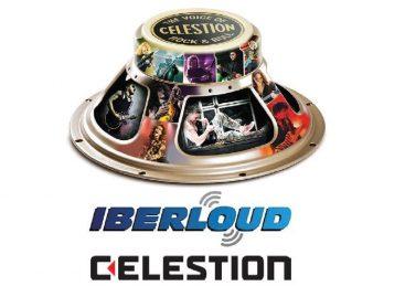 Celestion anuncia a Iberloud como nuevo distribuidor en España