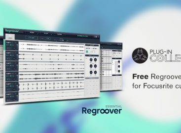 Foscurite Plug-in Collective del mes: Regroover Essential de Accusonus