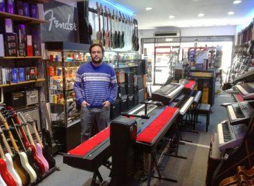 Musical Monroe, un punto de referencia en Belgrano