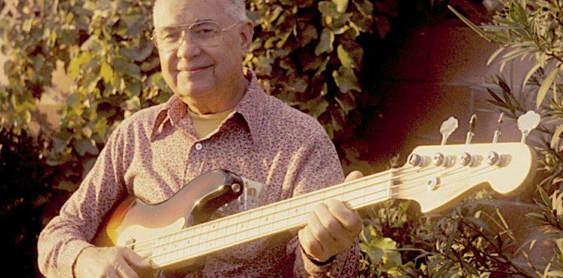¿Quién no conoce a Leo Fender?