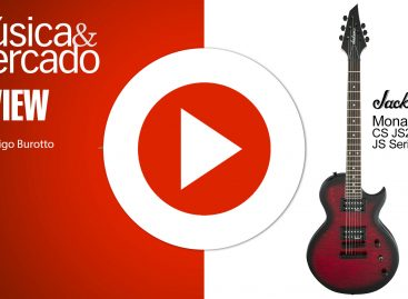 Review: guitarra Jackson Monarkh JS22