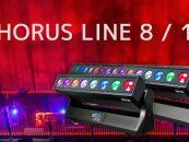 Chorus Line es la nueva gama de luminarias batten LED de Elation