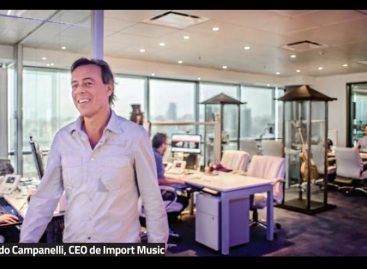 Import Music ahora en Brasil