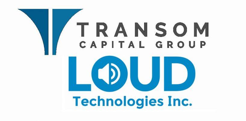 Marcas de Loud Technologies pasan a Transom Capital