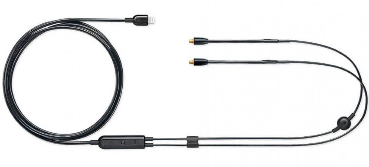 Shure lanza accesorios de audio para usar con auriculares