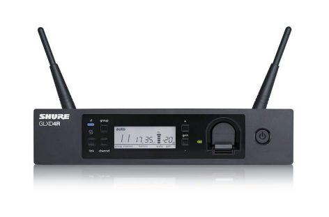 Shure anunció en NAMM el sistema inalámbrico GLX-D Advanced Digital Wireless