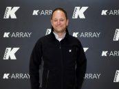 Russell Waite forma parte de los cambios en la red de ventas de K-array