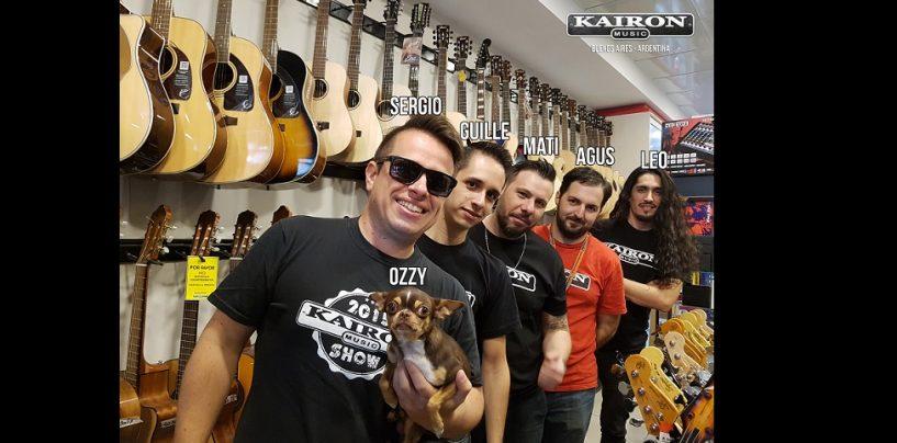 Kairon Music sigue su expansión en Argentina
