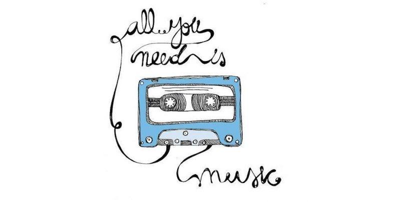 Crea necesidad de música