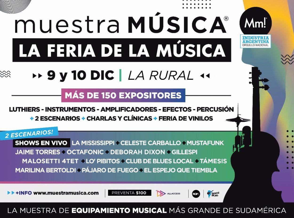 Muestra Musica