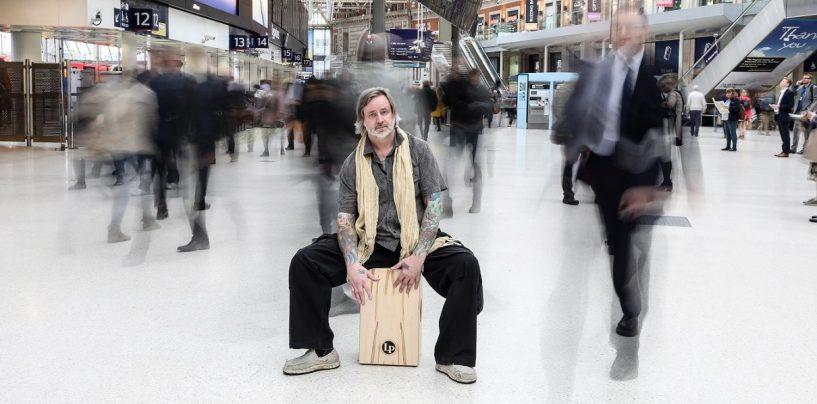 Pete Lockett se une a la familia Latin Percussion