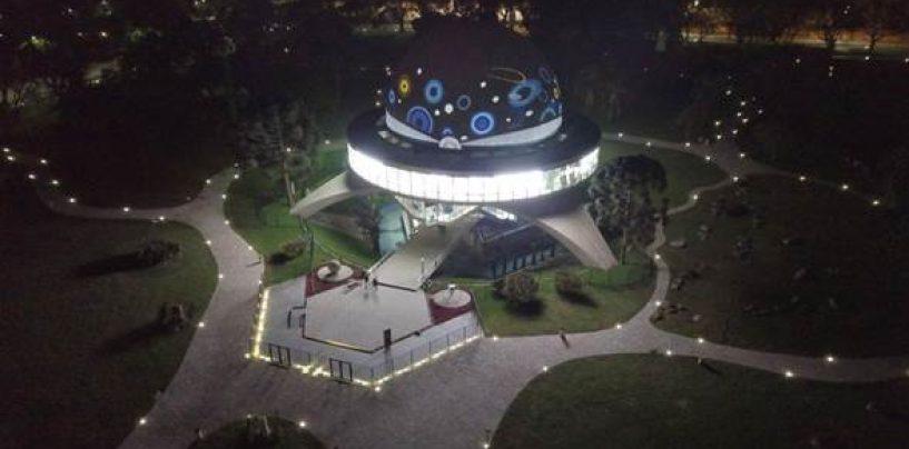 El Planetario Galileo Galilei de Argentina contó con la presencia de CAIMAVI