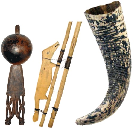 instrumentos indigenas