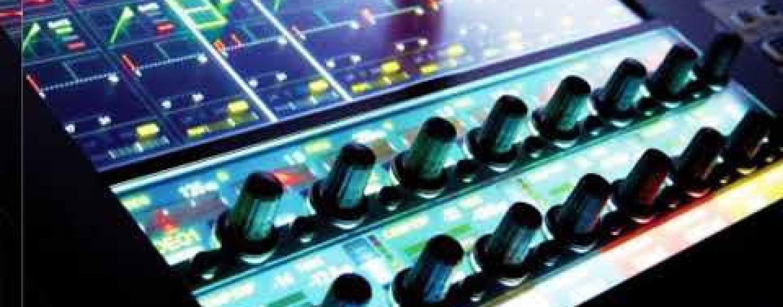 La consola de mezcla digital Vi1000 es lo más reciente de Soundcraft