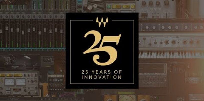 Waves Audio celebra sus 25 años