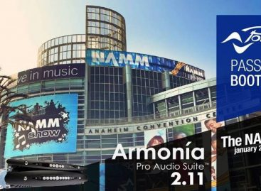 NAMM 2018: Powersoft se alegra de regresar a la popular feria