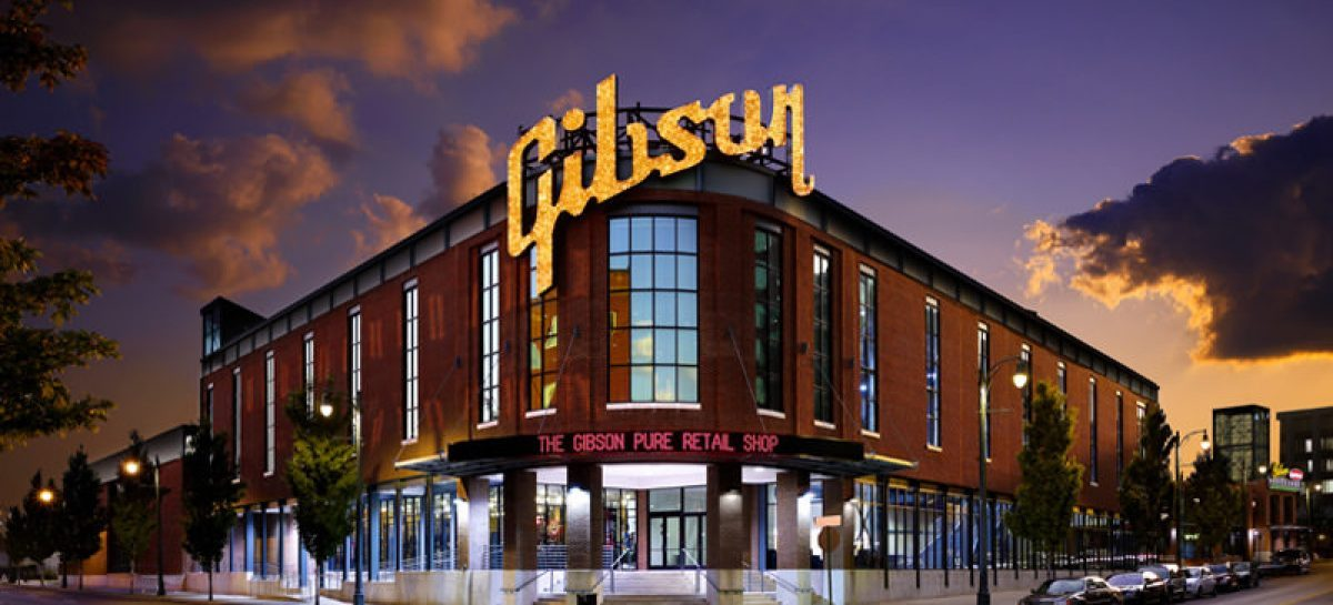 Gibson cancela su participación en NAMM Show, la mayor feria de música del mundo