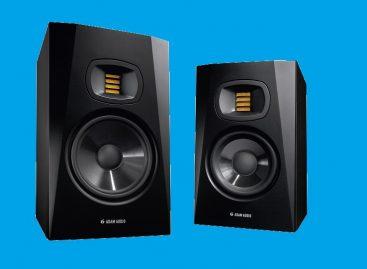 ADAM Audio presenta la gama de monitores de estudio T Series