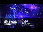 Luminarias de Elation reciben premios