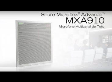 Empresas a nivel mundial adoptan Microflex Advance de Shure