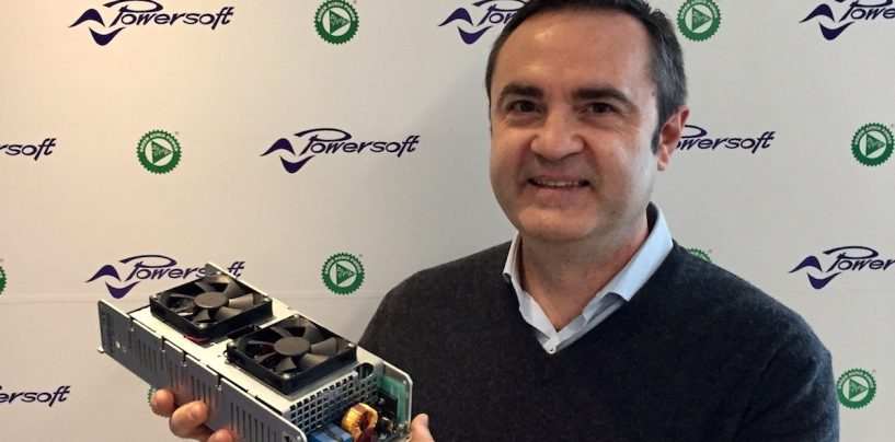 Powersoft nombra a Giacomo Previ Gerente de Ventas para Soluciones OEM