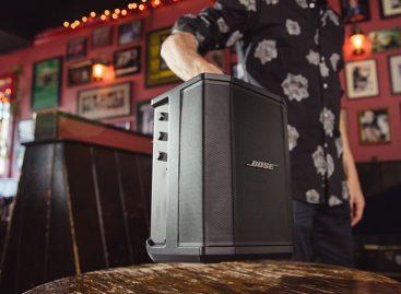 Altavoz Bose S1 Pro: disponible en Latinoamérica