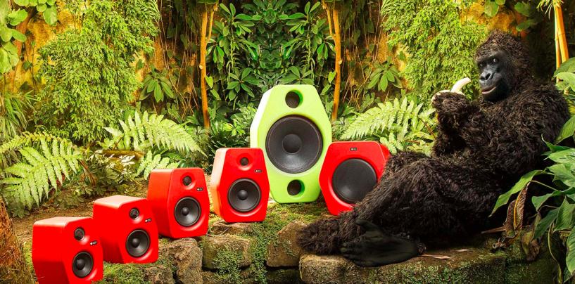 Monkey Banana: la potencia de la selva en el estudio