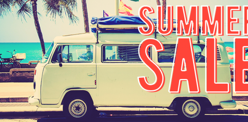 ¡Viste a tu tienda de verano!