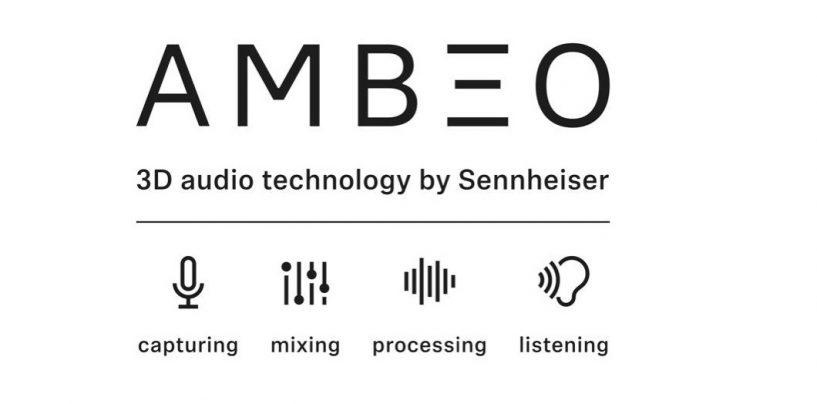 Sennheiser amplía la tecnología AMBEO con nuevas colaboraciones