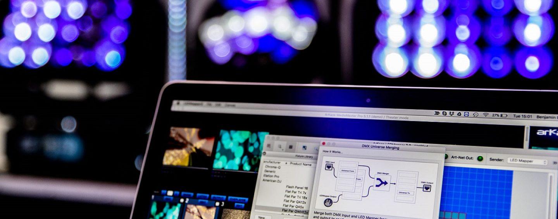 ArKaos lanza MediaMaster 5.2