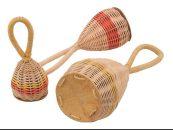 Gon Bops agregó Caxixi brasileño la línea de percusión de mano