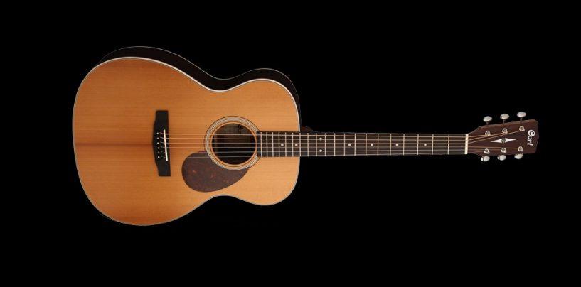 Cort presenta su nueva guitarra L200ATV