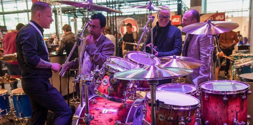 GEWA Drums presenta nuevos productos de DW, Gretsch y Remo