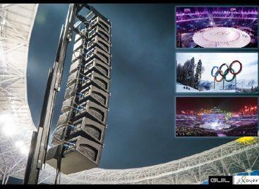 GUIL fue parte de la emoción en los Juegos Olímpicos de Invierno Corea 2018