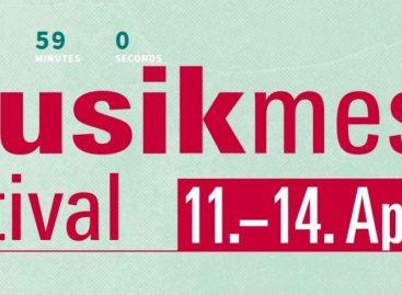 Musikmesse Festival 2018 se llena de artistas