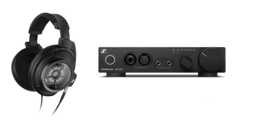 Sennheiser presentó recientemente los auriculares HD 820