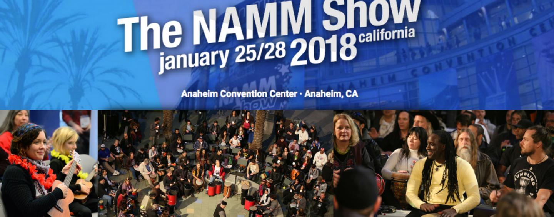 NAMM 2018 ESTRENA NUEVO PREDIO
