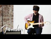 Fender presenta la edición limitada de la guitarra Strat-Tele Hybrid