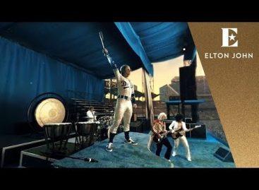 "Brian Yaskulka mezcla ""Elton John – Farewell Yellow Brick Road: The Legacy (VR360)"" con Waves Nx"