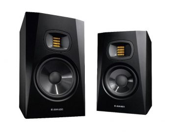 Ya está disponible la T Series de monitores de estudio de ADAM Audio