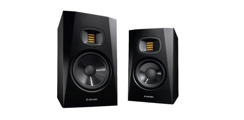 Ya está disponible la T Series de monitores de estudio de ADAM Audio