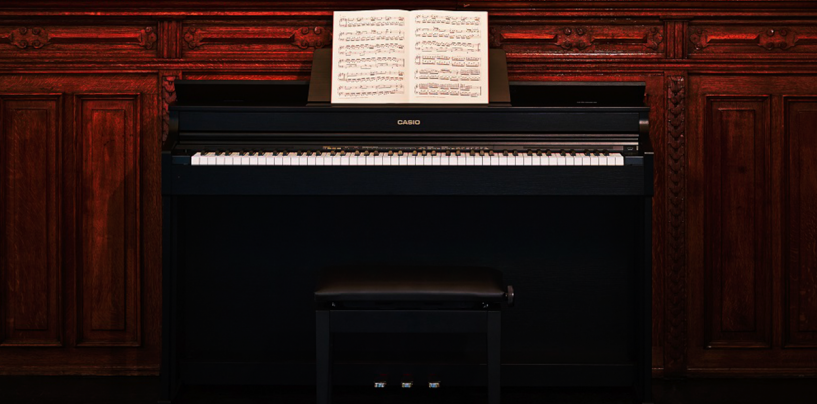 Casio lanzará nuevos pianos digitales Celviano