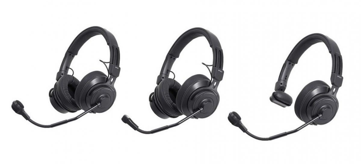 Audio-Technica lanza los nuevos audífonos con micrófono para broadcast de noticias y deportes BPHS2