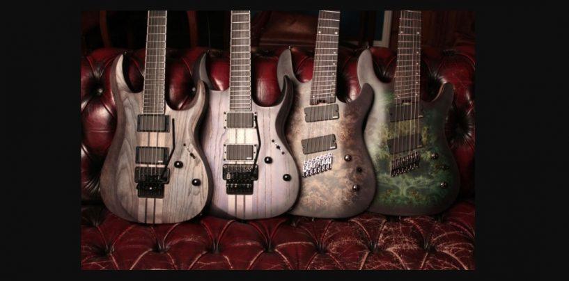 Las guitarras de las KX Series y X Series de Cort ahora tienen sus mini sites