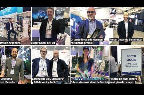 NAMM Show se posiciona como la mejor feria para nuestra industria